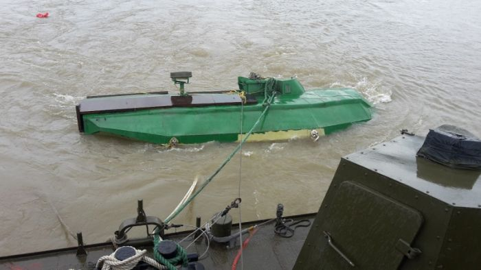 Colombian Army Seizes Submarine Carrying Four Tons Of Cocaine