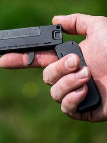 The LifeCard Is A Tiny Gun That Packs A Punch