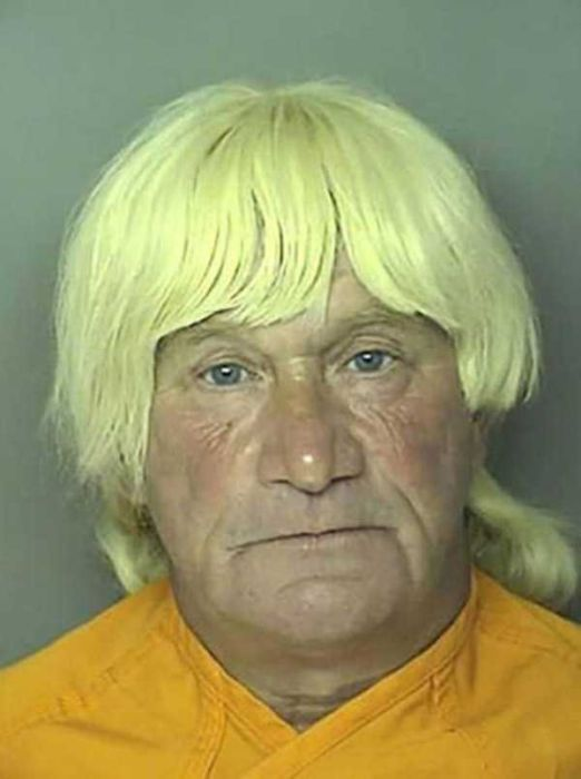 Horrendous Mugshot Hairdos That Are So Bad They're Funny