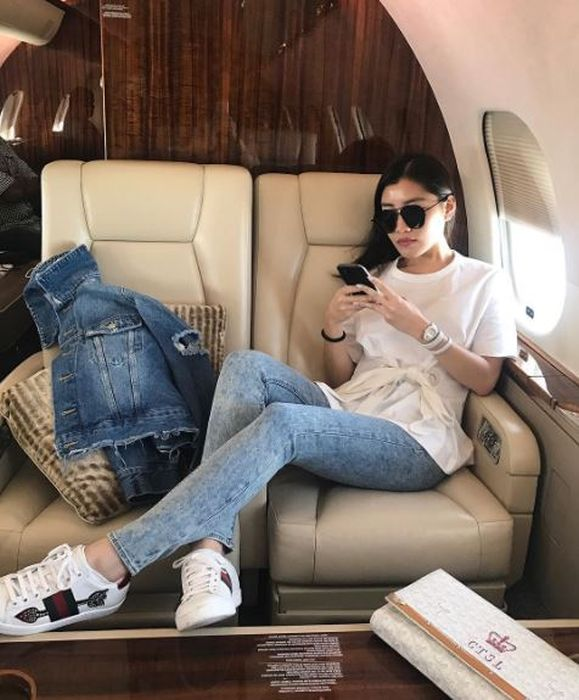 Billionaire Heiress And CEO Chryseis Tan Has A Fabulous Life