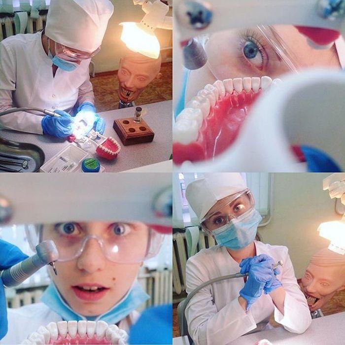 What It's Like To Live A Day In The Life Of A Dentist