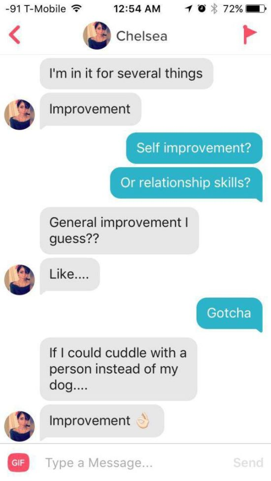 Puns Make Tinder Even Better