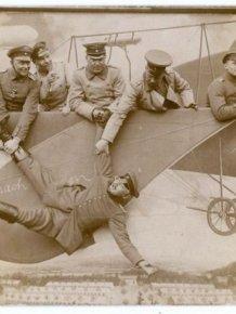 Fun Army Photos Taken Between 1912 And 1945