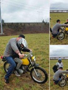 Kid Returns Stolen Bike With A Nice Note
