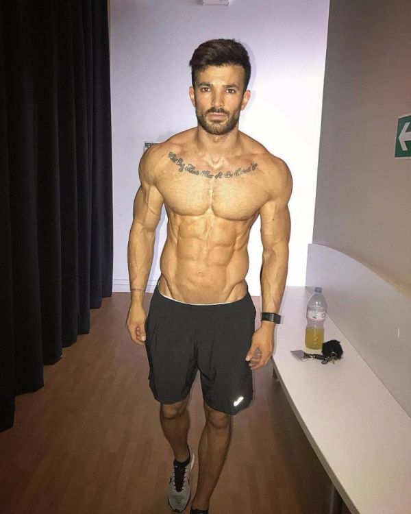 Towie's Mike Hassini Shows Off His Insane Body Transformation