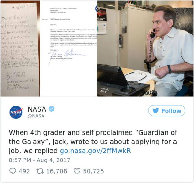 NASA Is Apparently Hiring Guardians Of The Galaxy Now