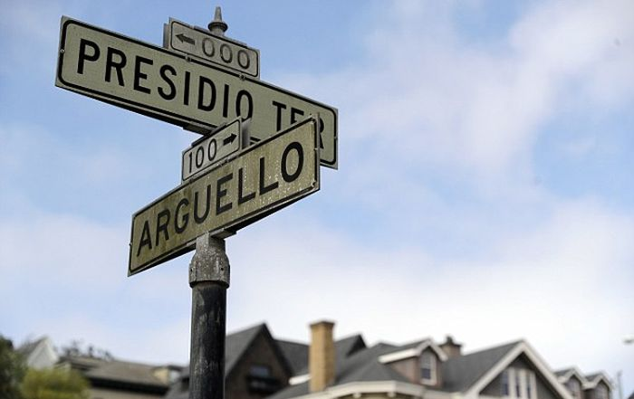Couple Purchases A Street In San Francisco