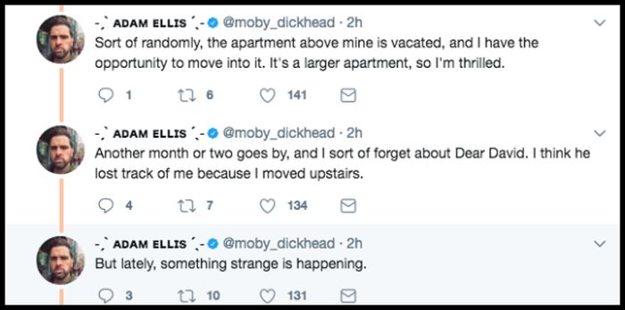 Man Shares Spine Tingling Story About His Haunted Apartment