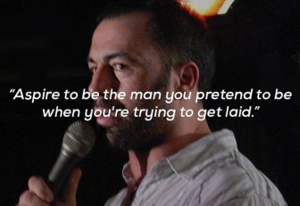 Joe Rogan Definitely Has A Way With Words