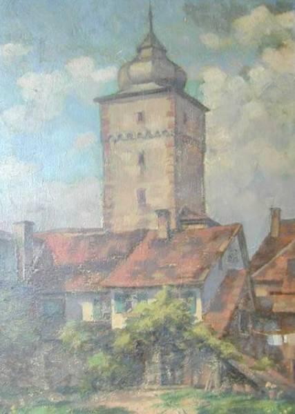 Paintings You Didn't Know Were Created By Hitler