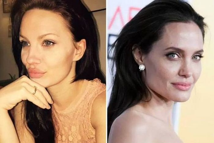 Women Who Look Way Too Much Like Famous Celebrities
