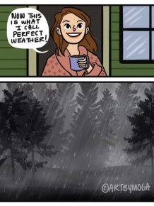 Hilarious Comics That Girls Can Relate To