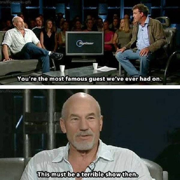 All The Wittiest Quips From Top Gear