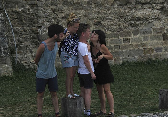 This Guy Took Vacation Pics But His Friends Probably Didn't Expect This
