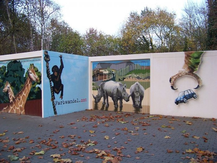 Garage Gates That Are Artistic Masterpieces