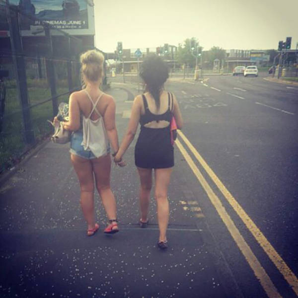 Girls Who Powered Through The Walk Of Shame Like Champions