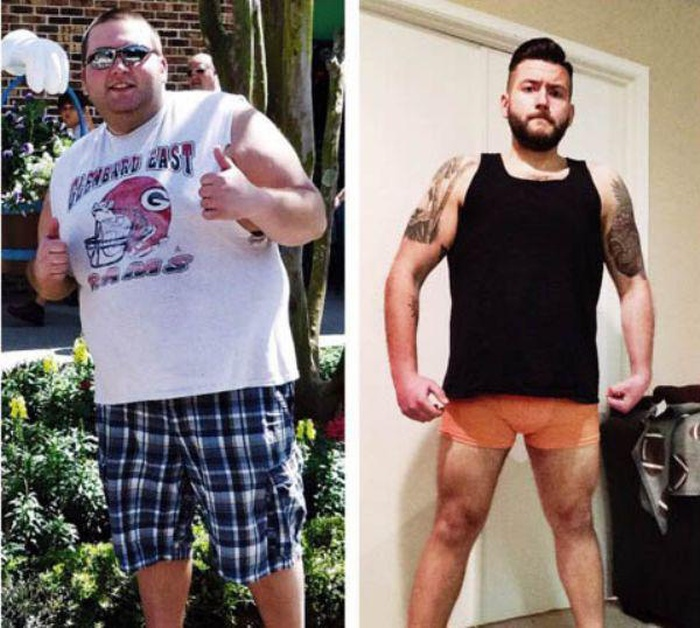 People Who Are Proud To Show Off Their Body Transformations
