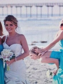 Hilarious Photos Show Women Who Weren't Afraid To Outshine The Bride