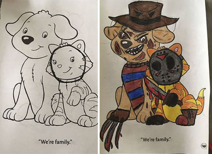 Why Coloring Books Definitely Are Not For Adults