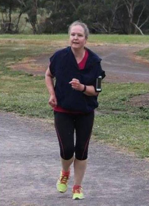 See How Running Actively For A Year Can Change Your Body