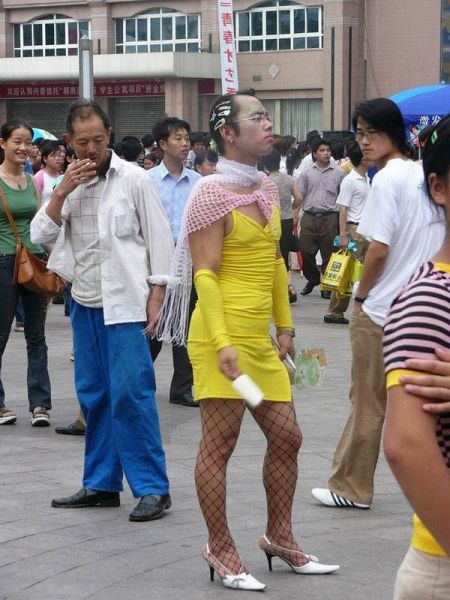 Things Your Eyes Can Only See In China