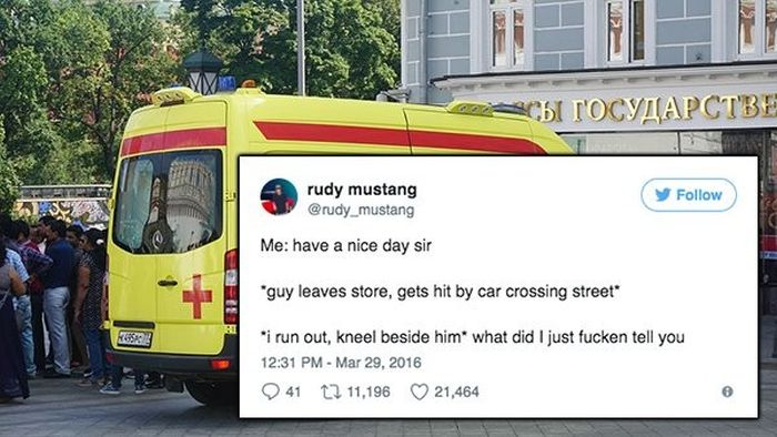 Dark And Hilarious Tweets That Will Crack You Up