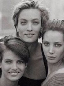 What Beautiful Girls Looked Like In The 90s Compared To Now