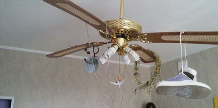 Horrible Apartment Interiors That Will Make You Cringe