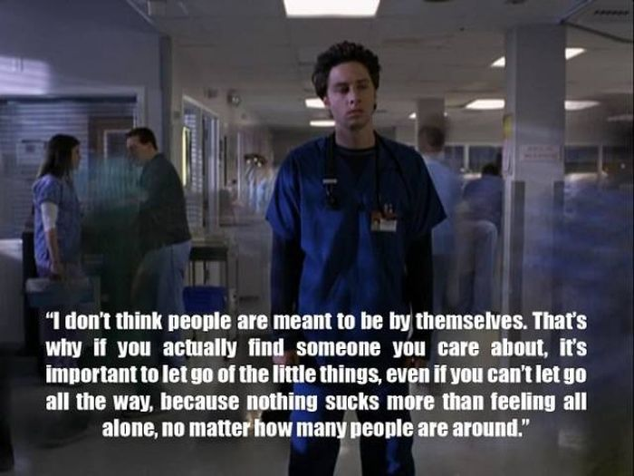 Quotes That Will Remind You How Hilarious Scrubs Was