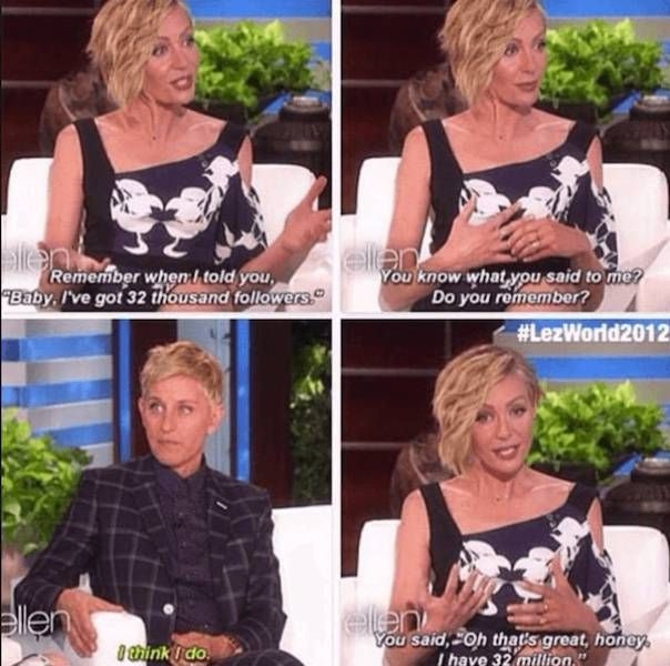 You Can't Deny That Ellen DeGeneres Speaks The Truth