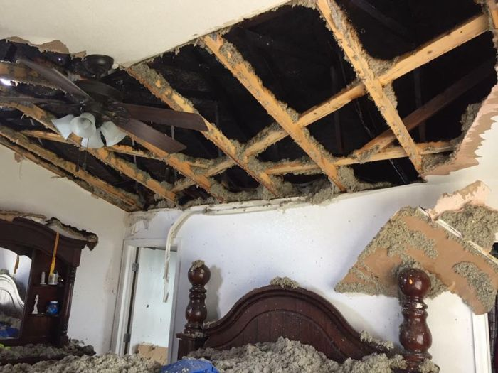 What Happens When A House Gets Struck By Lightning