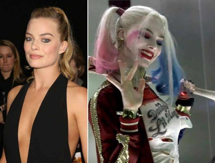 Margot Robbie Looks Very Different As The Queen Of Scotland