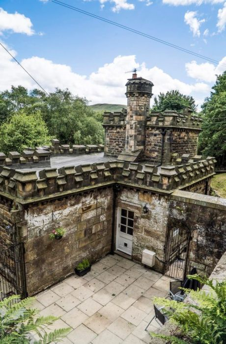 Small Castle Previously Owned By Buddhist Monks Is On The Market