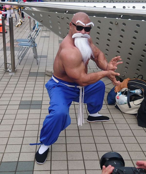 This Guy Is The True Master Of Dragon Ball Cosplay