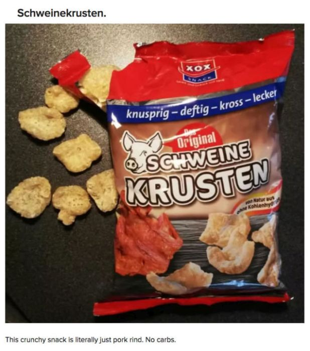 Foods From Germany That The Rest Of The World Just Doesn't Understand
