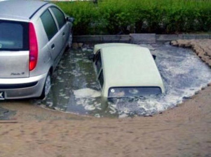 Car Fails That Are So Bad They're Impressive