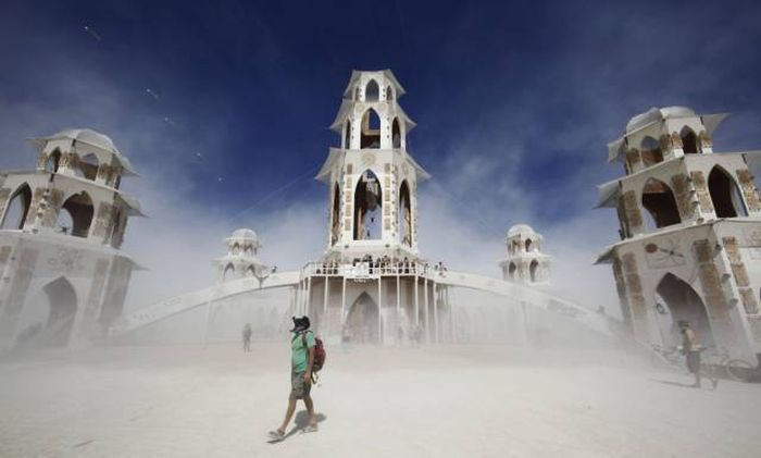Crazy Art From Burning Man That Will Blow Your Mind