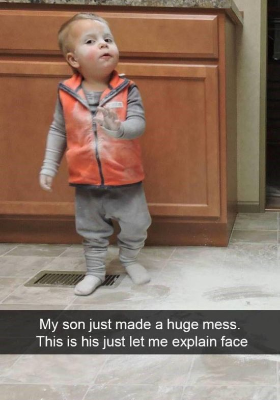 Snapchats That Prove All Kids Are Ridiculous