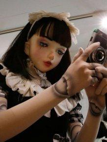 Lulu Hashimoto Is A Real Life Japanese Doll