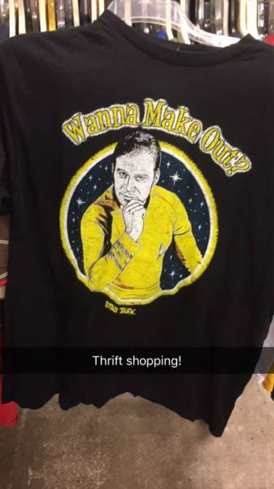 Sometimes Thrift Shops Have Some Crazy Hidden Gems In Them