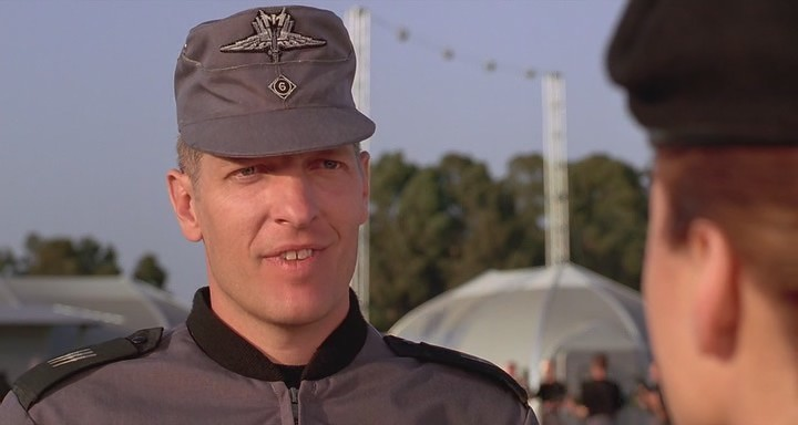 See What The Cast Of Starship Troopers Looks Like Now