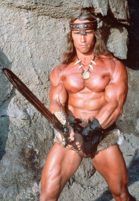 Arnold Schwarzenegger's 50 Different Roles From His 44 Year Career