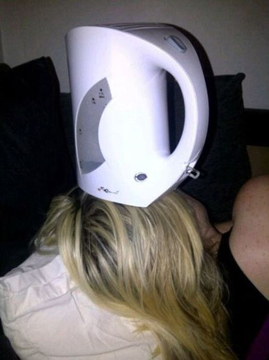 When Drunk Drinking Goes Too Far