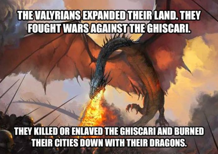 Facts You Need To Know About The History Of Game Of Thrones