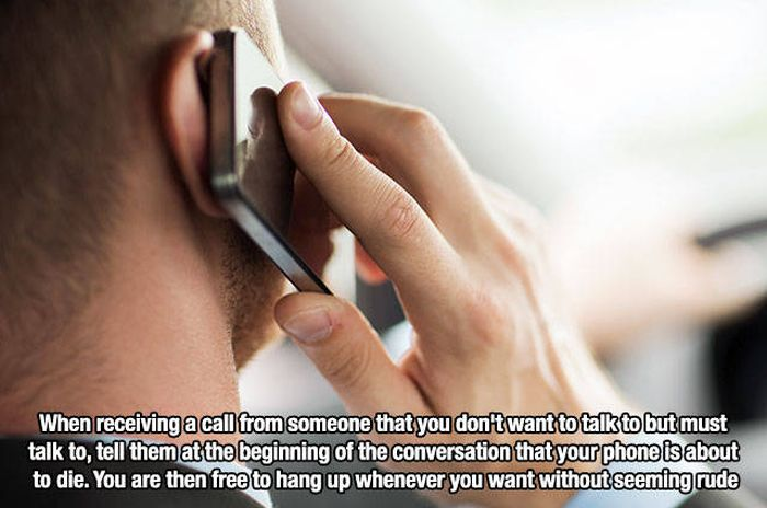 Life Hacks That Will Probably Cause You To Lose Some Friends