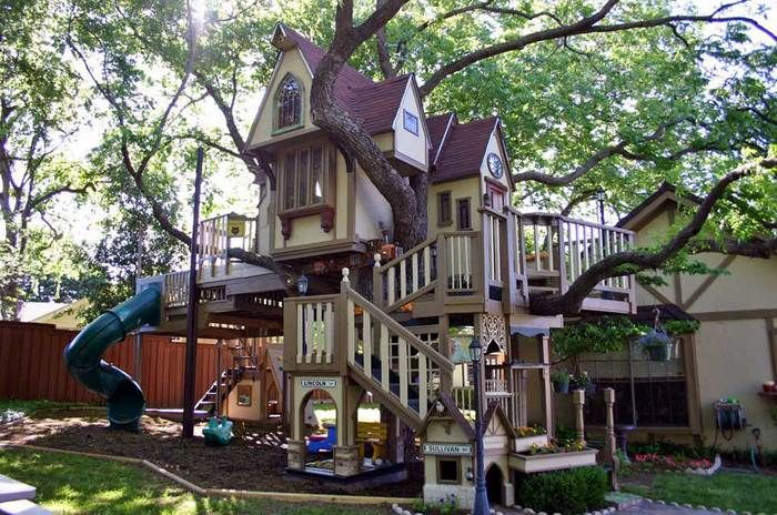 Incredible Custom Home For Grandchildren
