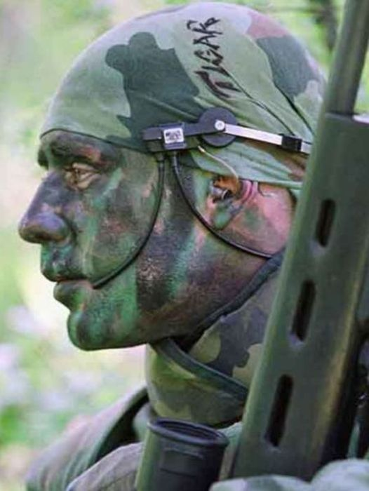 Impressive Examples Of Military Camouflage