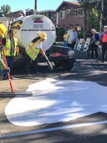 Why Los Angeles Is Painting The Streets White