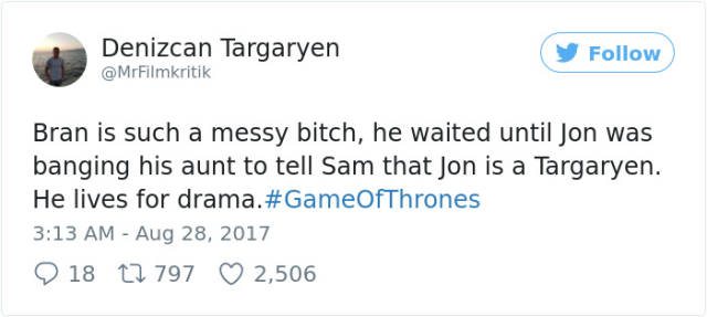 People Will Never Get Tired Of Game Of Thrones Memes