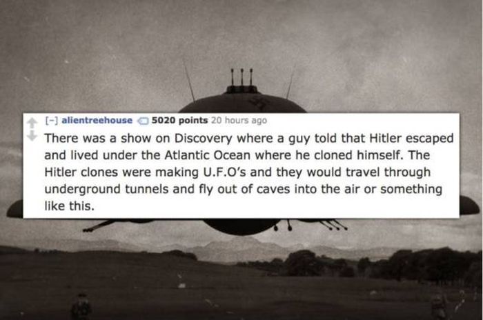 Examples Of Stupid Conspiracy Theories